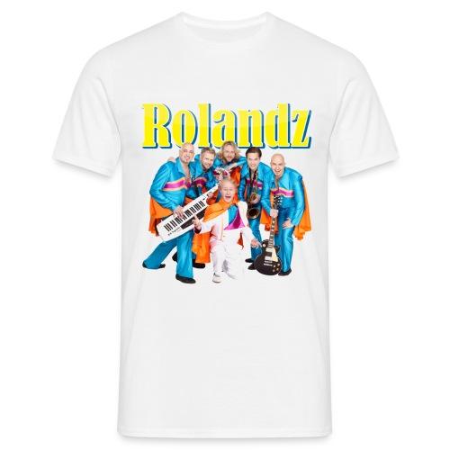 T-Shirt - Rolandz 2010 - T-shirt herr