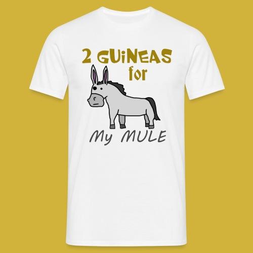 Mule T-Shirt - Men's T-Shirt