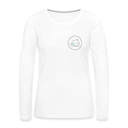 Sweat-Shirt - Frauen Premium Langarmshirt
