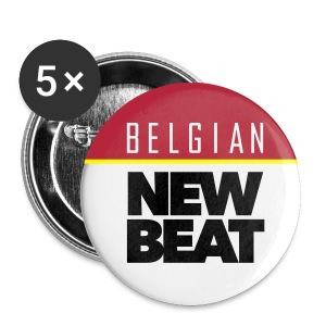 Belgian New Beat OB 32 - Buttons middel 32 mm
