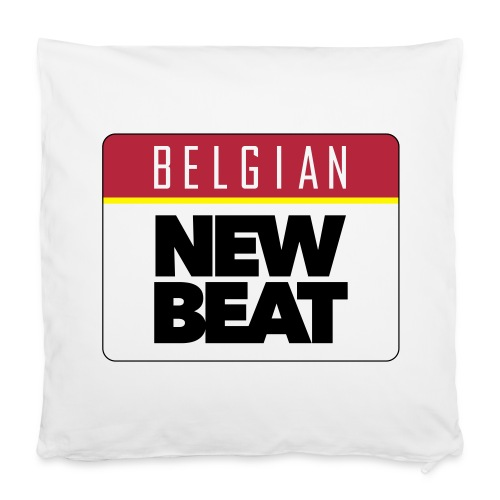 Belgian New Beat Pillow - Kussensloop 40 x 40 cm