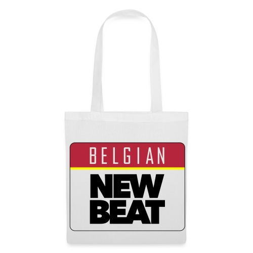 Belgian New Beat Tout Bag - Tas van stof