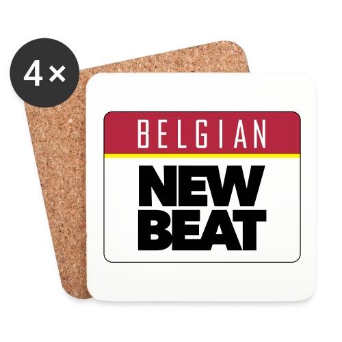 Belgian New Beat Table Protector - Onderzetters (4 stuks)