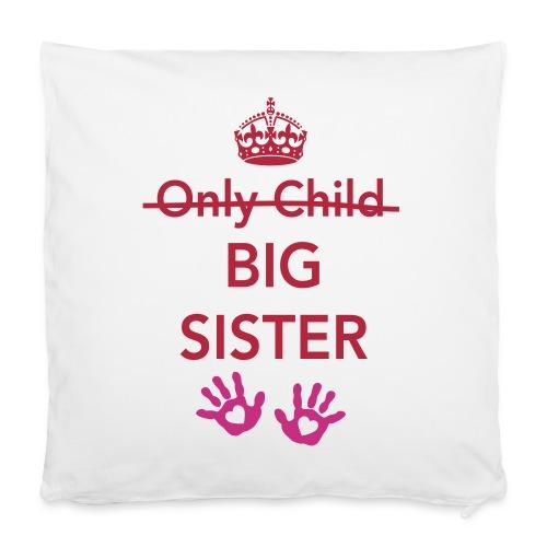 Big sister pillow - Poszewka na poduszkę 40 x 40 cm