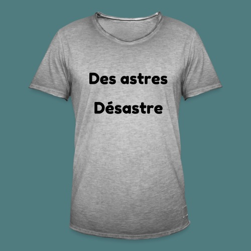 Canaille - T-shirt vintage Homme
