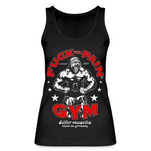 Killer Gym - Frauen Bio Tank Top von Stanley & Stella