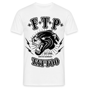 Tattoo Panther - Männer T-Shirt