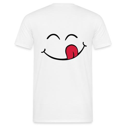 smile - T-shirt herr