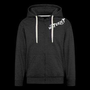 Zip hoodie  - Men's Premium Hooded Jacket