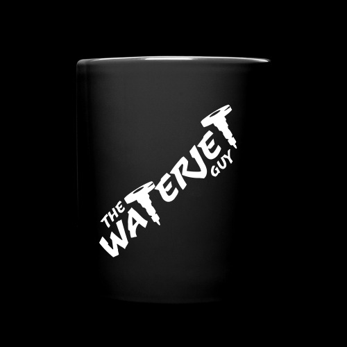 Waterjet guy Mug - Full Colour Mug