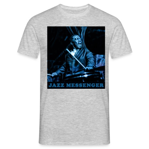 Art Blakey - Jazz Messenger - Men's T-Shirt