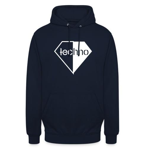 Techno diamond - Unisex Hoodie