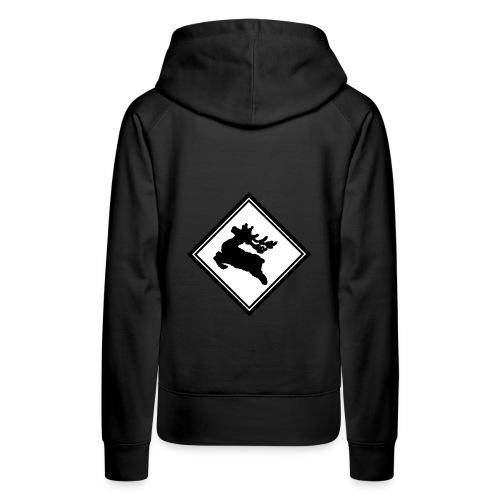 Der Pfadfinder Hoody - Frauenschnitt - Frauen Premium Hoodie