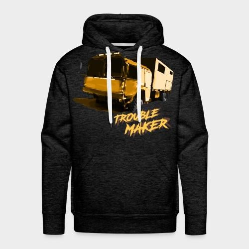 KAT 1 - Trouble Maker - Männer Hoodie - Männer Premium Hoodie