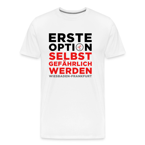 Baumwolle ab Herren S - Männer Premium T-Shirt