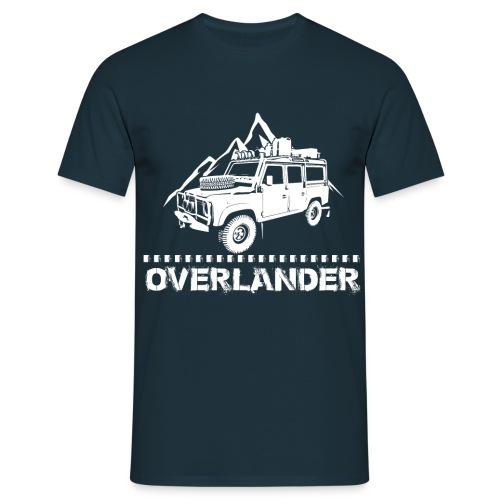 Overlander T-shirt - Männer T-Shirt