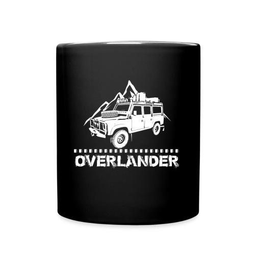 Overlander T-shirt - Tasse einfarbig