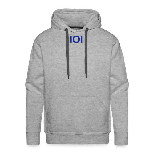 101 hoodie - Herre Premium hættetrøje