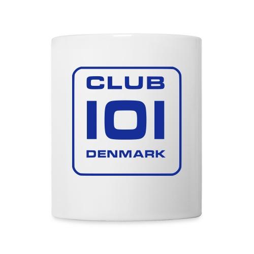 club 101 cup - Kop/krus