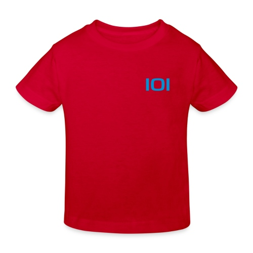 101 tshirt - Organic børne shirt