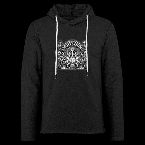 Ohm Ganesh Pro - Long T-SHIRT - Light Unisex Sweatshirt Hoodie