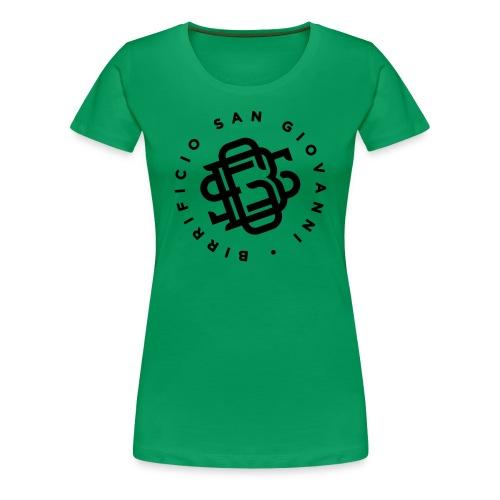 BSG/TWG - Maglietta Premium da donna
