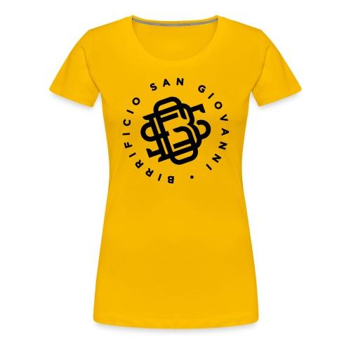 BSG/TWY - Maglietta Premium da donna
