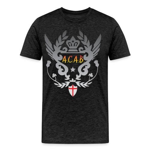 A.C.A.B. UK - Men's Premium T-Shirt