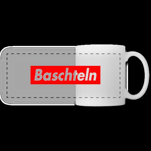 Baschteln Tasse - Panoramatasse
