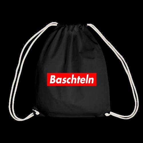 Baschteln Beutel - Turnbeutel