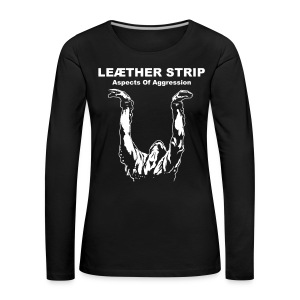 Aspects of aggression (Long sleeve) - Women's Premium Longsleeve Shirt