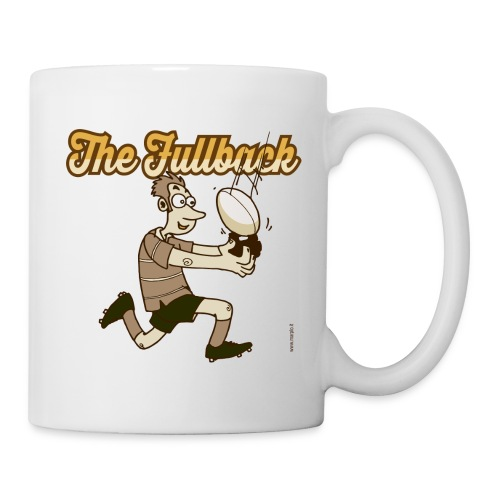The Fullback - 15 - Tazza