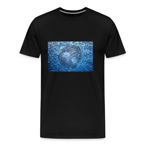 Uisce Salach - Men's Premium T-Shirt