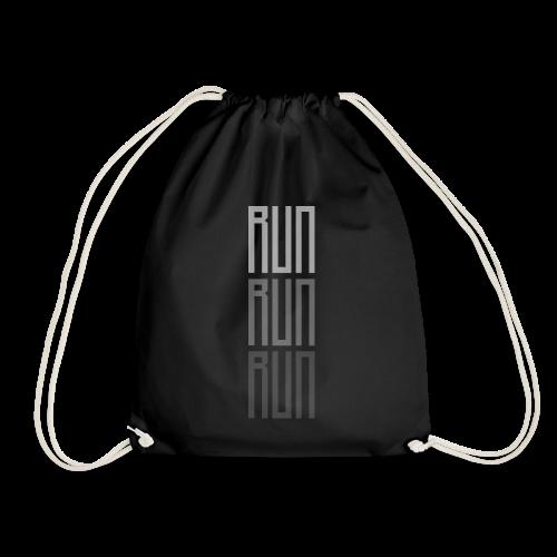 run - Sportbag - Turnbeutel