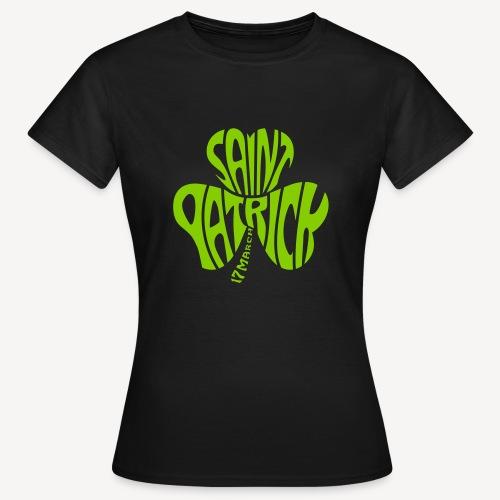 SAINT PATRICK - Women's T-Shirt