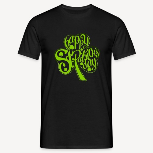 HAPPY ST.PATRICK'S DAY - Men's T-Shirt