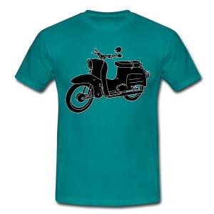 Motorroller Schwalbe 2
