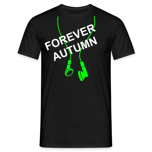 Forever Autumn Sound T  - Men's T-Shirt