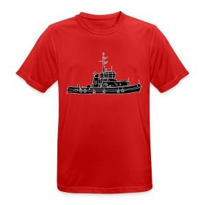 Schlepper Schleppschiff 2 - Männer T-Shirt atmungsaktiv