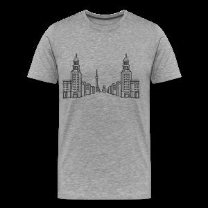 Frankfurter Tor Berlin Friedrichshain  - Camiseta premium hombre