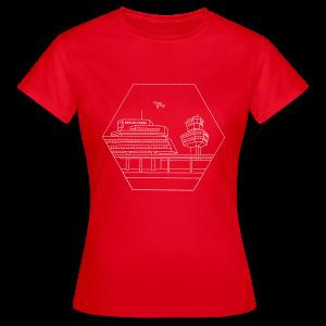 Flughafen Tegel in Berlin - Camiseta mujer