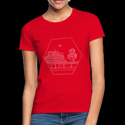 Flughafen Tegel in Berlin - Frauen T-Shirt