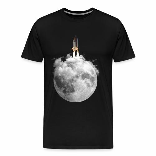 Rocketman - Männer Premium T-Shirt