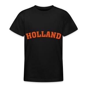 Teenager T-shirt - een leuk voetbalshirt met op de achterkant 69