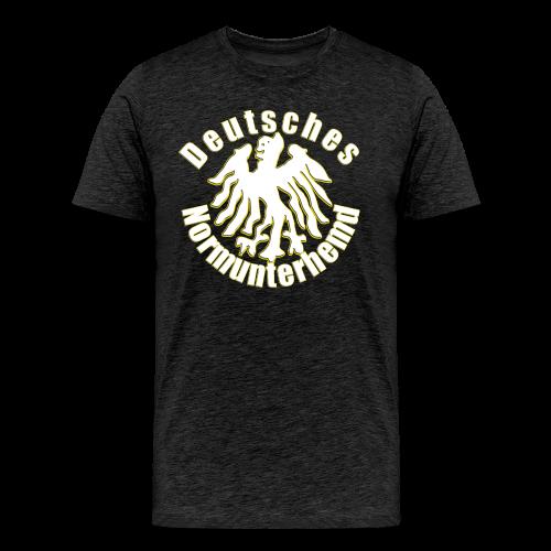 Normunterhemd - Männer Premium T-Shirt