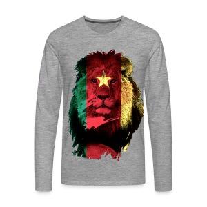 Gold Lion Longsleeve Weare237 - Men's Premium Longsleeve Shirt
