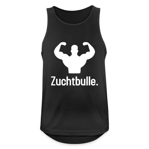 Zuchtbulle - Männer Tank Top atmungsaktiv - Männer Tank Top atmungsaktiv