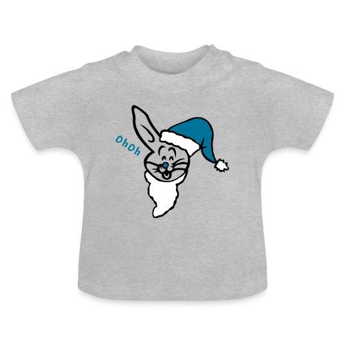 Weihnachtshase - Baby T-Shirt