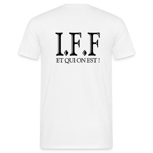 IFF Teeshirt Ghjurnate 2001 - T-shirt Homme