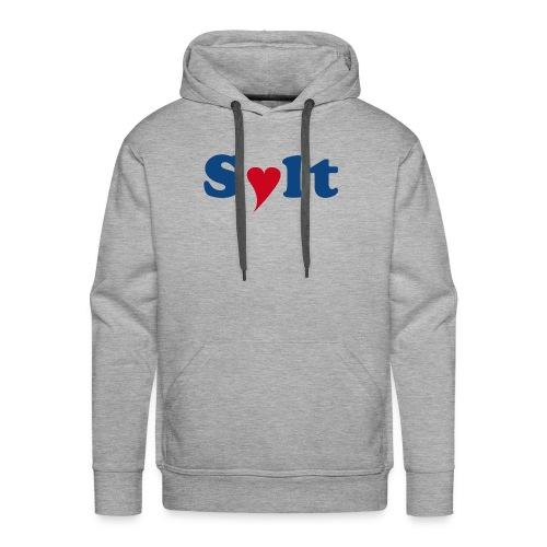 Sylt mit Herz - Männer Premium Hoodie